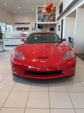 2006 Chevrolet Corvette for sale at COYLE GM - COYLE NISSAN - New Inventory in Clarksville IN