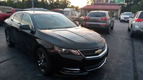 2015 Chevrolet Impala for sale at Smart Buy Auto in Bradley IL