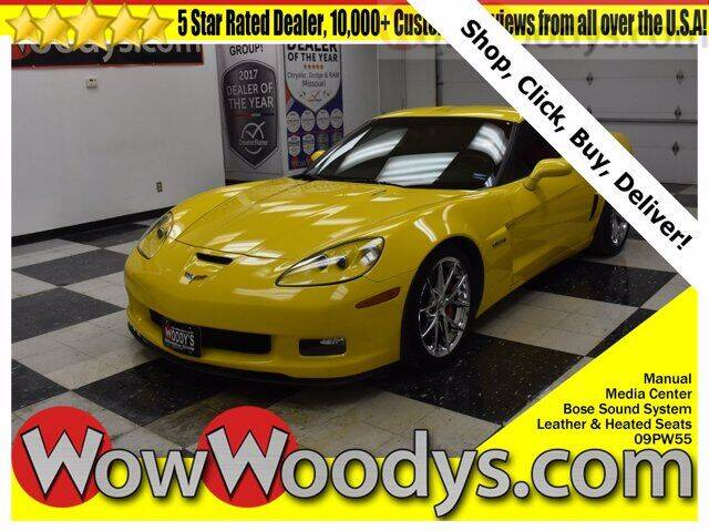 2009 Chevrolet Corvette for sale at WOODY'S AUTOMOTIVE GROUP in Chillicothe MO