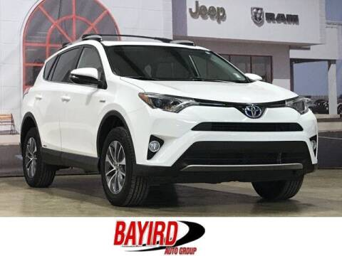 2016 Toyota RAV4 Hybrid for sale at Bayird Truck Center in Paragould AR