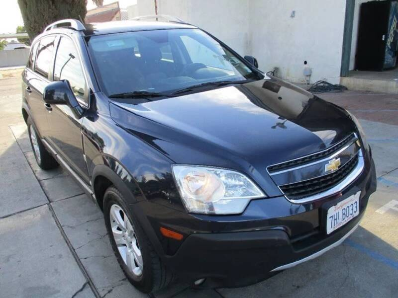 2014 Chevrolet Captiva Sport for sale at Auto Land in Ontario CA