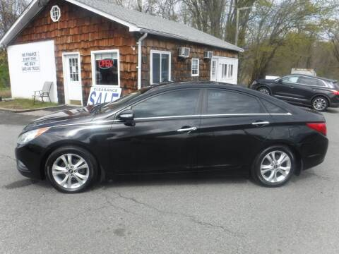 2011 Hyundai Sonata for sale at Trade Zone Auto Sales in Hampton NJ