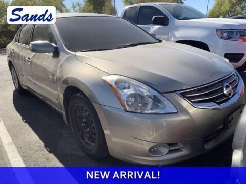 2012 Nissan Altima for sale at Sands Chevrolet in Surprise AZ