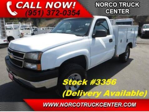 2007 Chevrolet Silverado 3500 Classic for sale at Norco Truck Center in Norco CA