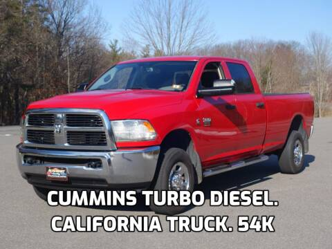 2012 RAM Ram Pickup 3500 for sale at Auto Mart in Derry NH