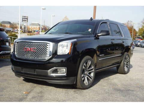 2017 GMC Yukon for sale at Southern Auto Solutions - Georgia Car Finder - Southern Auto Solutions - Kia Atlanta South in Marietta GA