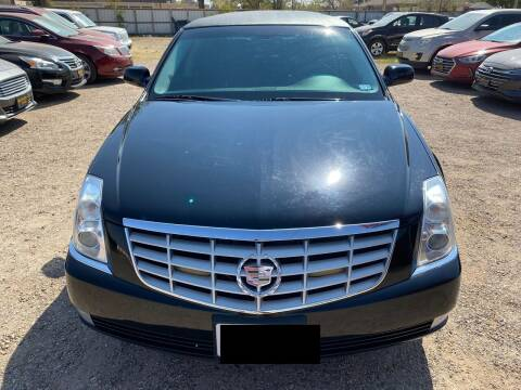 2009 Cadillac DTS Pro for sale at Good Auto Company LLC in Lubbock TX