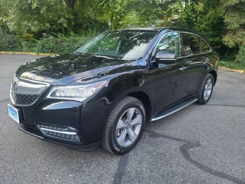 2014 Acura MDX for sale at Car World Inc in Arlington VA