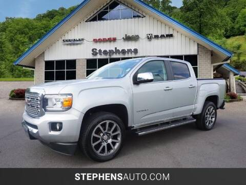 2018 GMC Canyon for sale at Stephens Auto Center of Beckley in Beckley WV