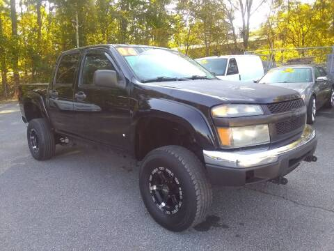 2006 Chevrolet Colorado for sale at Import Plus Auto Sales in Norcross GA