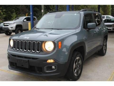 2017 Jeep Renegade for sale at Inline Auto Sales in Fuquay Varina NC