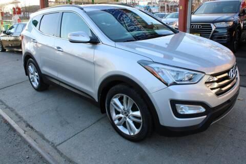 2013 Hyundai Santa Fe Sport for sale at LIBERTY AUTOLAND INC in Jamaica NY