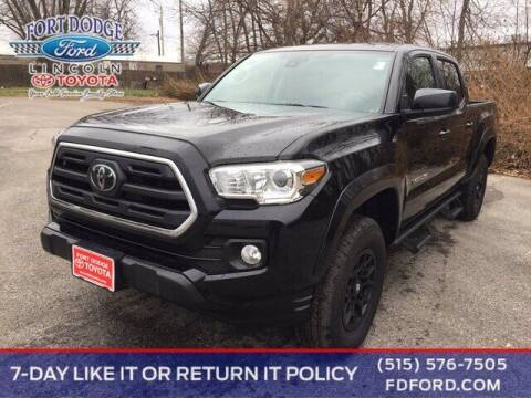 2019 Toyota Tacoma for sale at Fort Dodge Ford Lincoln Toyota in Fort Dodge IA