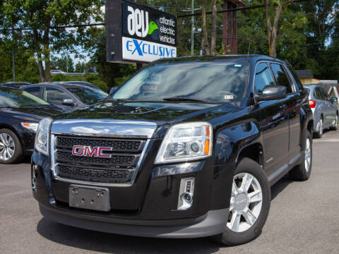 2012 GMC Terrain for sale at EXCLUSIVE MOTORS in Virginia Beach VA