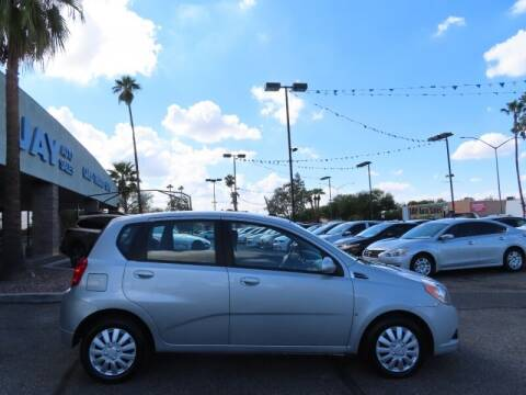 2009 Chevrolet Aveo for sale at Jay Auto Sales in Tucson AZ