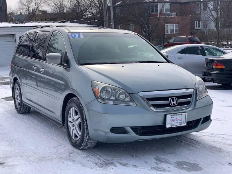 2007 Honda Odyssey for sale at IMPORT Motors in Saint Louis MO