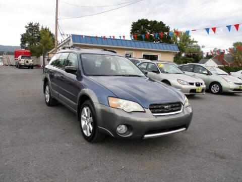 2006 Subaru Outback for sale at Supermax Autos in Strasburg VA
