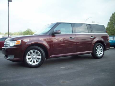 2009 Ford Flex for sale at Whitney Motor CO in Merriam KS