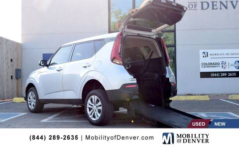 2020 Kia Soul for sale at CO Fleet & Mobility in Denver CO