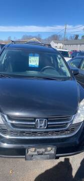 2008 Honda CR-V for sale at Whiting Motors in Plainville CT