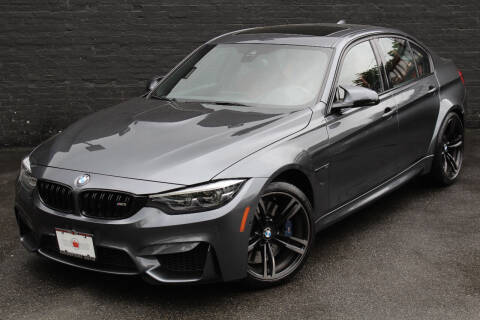 2018 BMW M3 for sale at Kings Point Auto in Great Neck NY