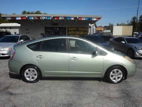 2008 Toyota Prius for sale at HAPPY TRAILS AUTO SALES LLC in Taylors SC