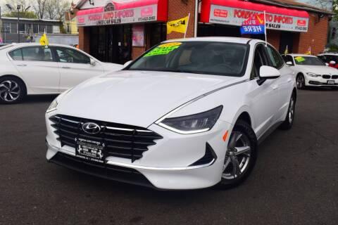 2021 Hyundai Sonata for sale at Foreign Auto Imports in Irvington NJ
