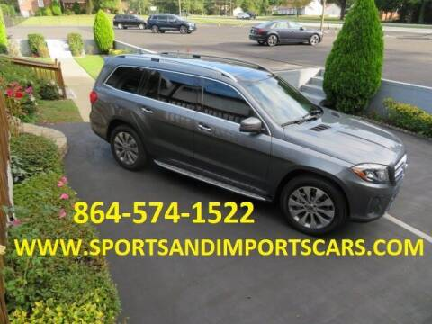 2017 Mercedes-Benz GLS for sale at Sports & Imports INC in Spartanburg SC