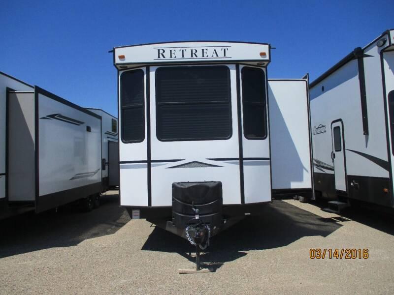 2021 Keystone Retreat 391 FKSS for sale at Lakota RV - New Park Trailers in Lakota ND