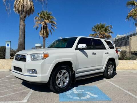 2013 Toyota 4Runner for sale at Motorcars Group Management - Bud Johnson Motor Co in San Antonio TX