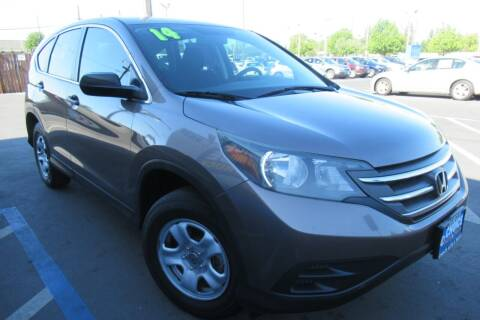 2014 Honda CR-V for sale at Choice Auto & Truck in Sacramento CA