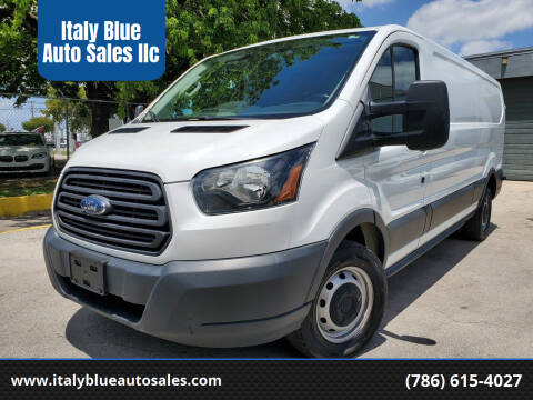 2016 Ford Transit Cargo for sale at Italy Blue Auto Sales llc in Miami FL