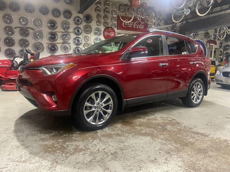 2018 Toyota RAV4 for sale at Drivers Auto Sales in Boonville NC