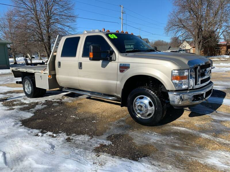 2008 Ford F-350 Super Duty for sale at BROTHERS AUTO SALES in Hampton IA