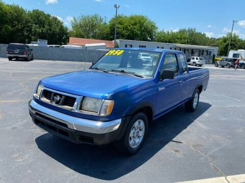 1998 Nissan Frontier for sale at Import Auto Mall in Greenville SC