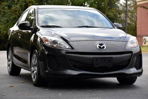 2013 Mazda MAZDA3 for sale at Wheel Deal Auto Sales LLC in Norfolk VA