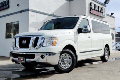 2020 Nissan NV Passenger for sale at Fastrack Auto Inc in Rosemead CA
