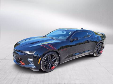 2018 Chevrolet Camaro for sale at Fitzgerald Cadillac & Chevrolet in Frederick MD