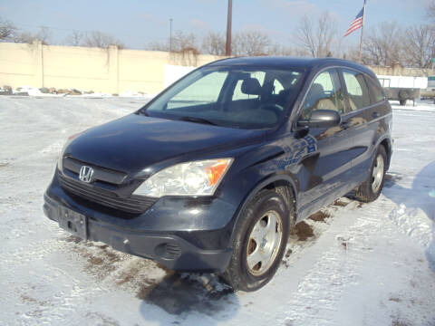 2007 Honda CR-V for sale at Metro Motor Sales in Minneapolis MN