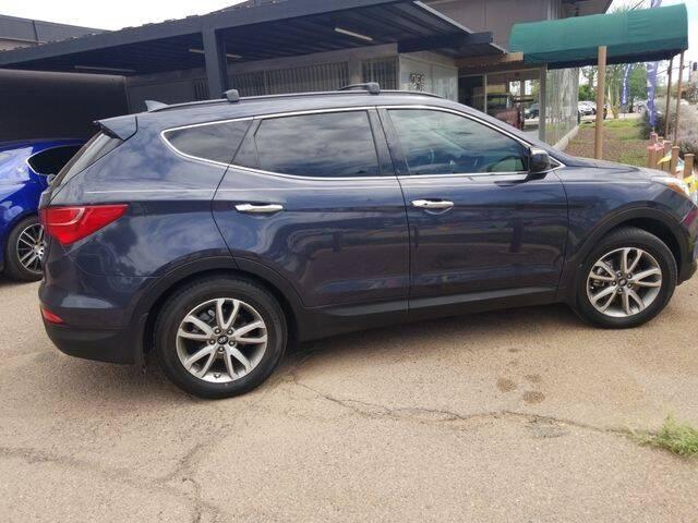 2016 Hyundai Santa Fe Sport for sale at Superstition Auto in Mesa AZ