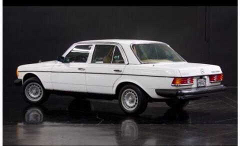 1982 Mercedes-Benz 300-Class for sale at Pro Auto Showroom in Milpitas CA