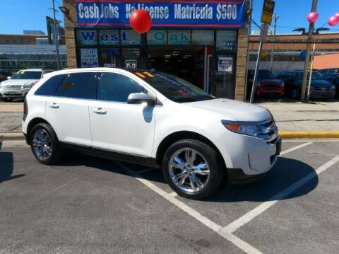 2012 Ford Edge for sale at West Oak in Chicago IL