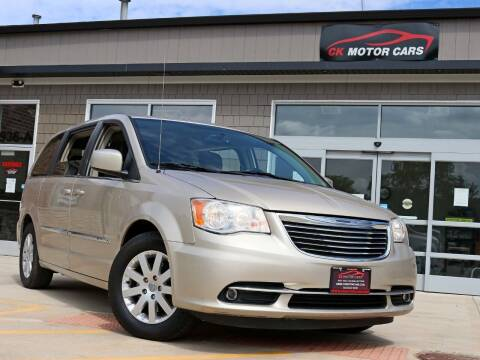 2014 Chrysler Town and Country for sale at CK MOTOR CARS in Elgin IL