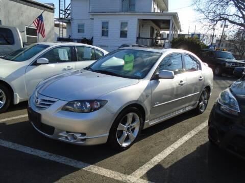 2006 Mazda MAZDA3 for sale at Greg's Auto Sales in Dunellen NJ