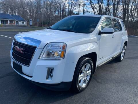 2013 GMC Terrain for sale at Volpe Preowned in North Branford CT