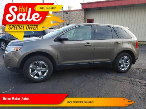 2014 Ford Edge for sale at Drive Motor Sales in Ionia MI