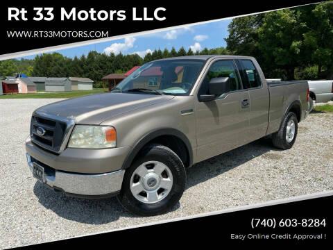 2004 Ford F-150 for sale at Rt 33 Motors LLC in Rockbridge OH