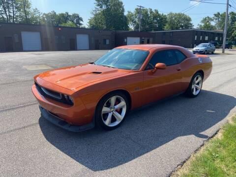 2011 Dodge Challenger for sale at TKP Auto Sales in Eastlake OH