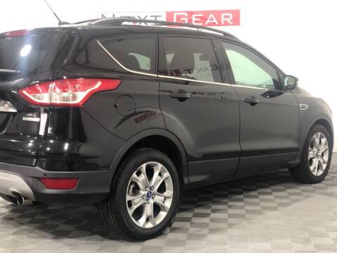 2013 Ford Escape for sale at Next Gear Auto Sales in Westfield IN