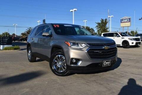 2019 Chevrolet Traverse for sale at Community Buick GMC in Waterloo IA